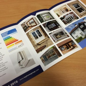 Home Improvement Brochure Design