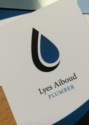 Logo Design - Plumber | Wes Butler Graphic Design