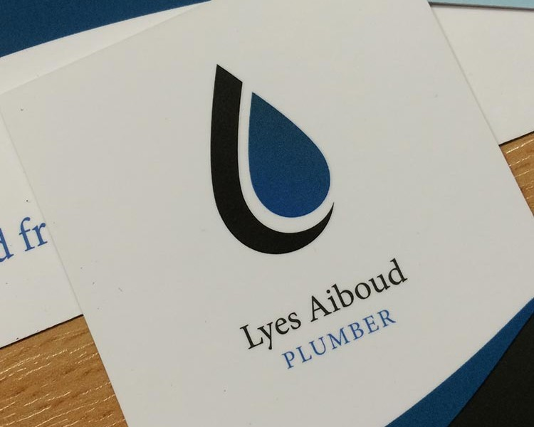 Logo Design - Plumber | Wes Butler Graphic Design