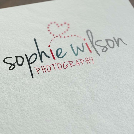 Logo Design - Wedding Photography | Wes Butler Graphic Design